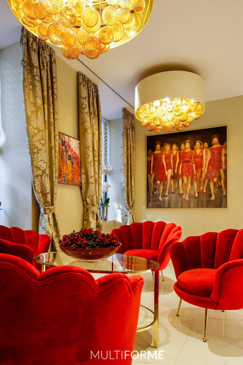 Hôtel Das Tyrol Vienne avec les hôtels Absolute Classic de MULTIFORME® lighting Classic