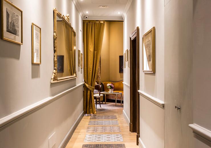 Design intérieur des hôtels Rome Classic par ARTE DELL' ABITARE Classic