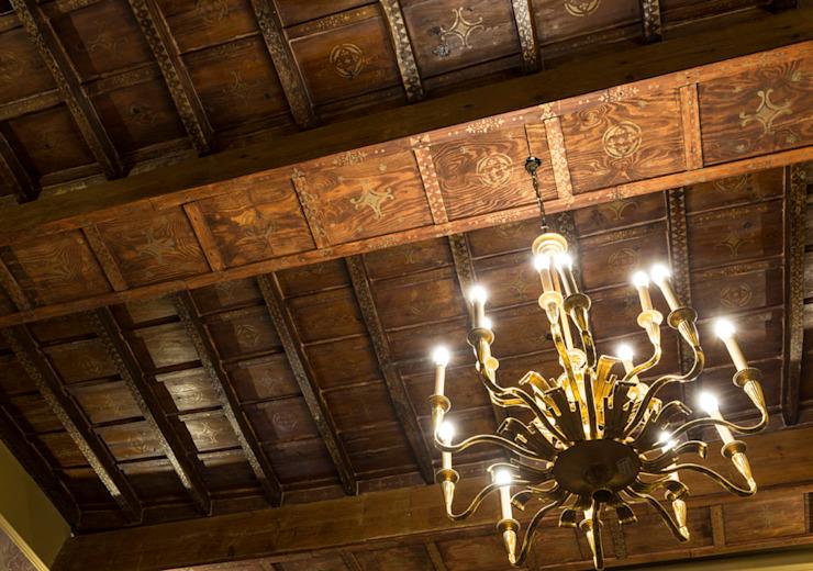 classique de ARTE DELL' ABITARE, classique en bois massif multicolore