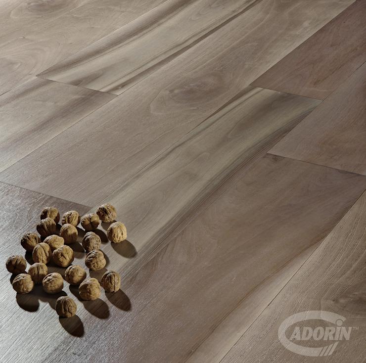 Noyer européen, brossé, écorce verni par Cadorin Group Srl - Parquet de qualité supérieure moderne