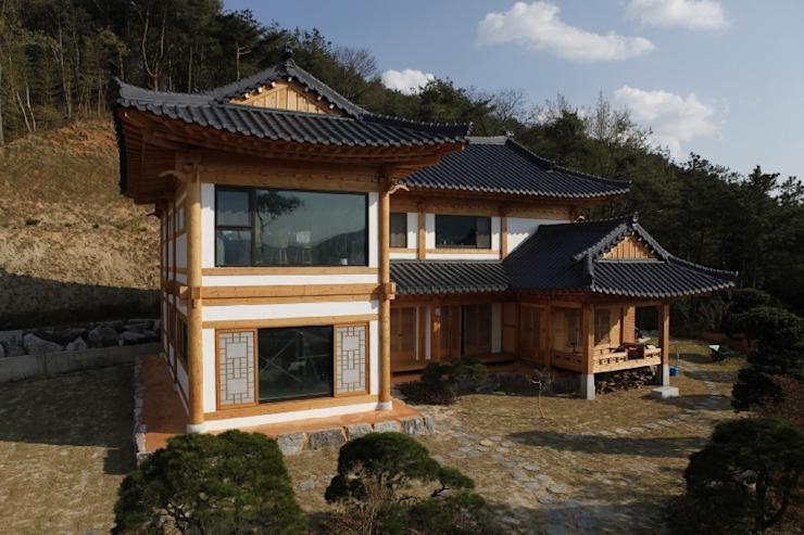 Maisons de style asiatique par Daehan Housing Asian
