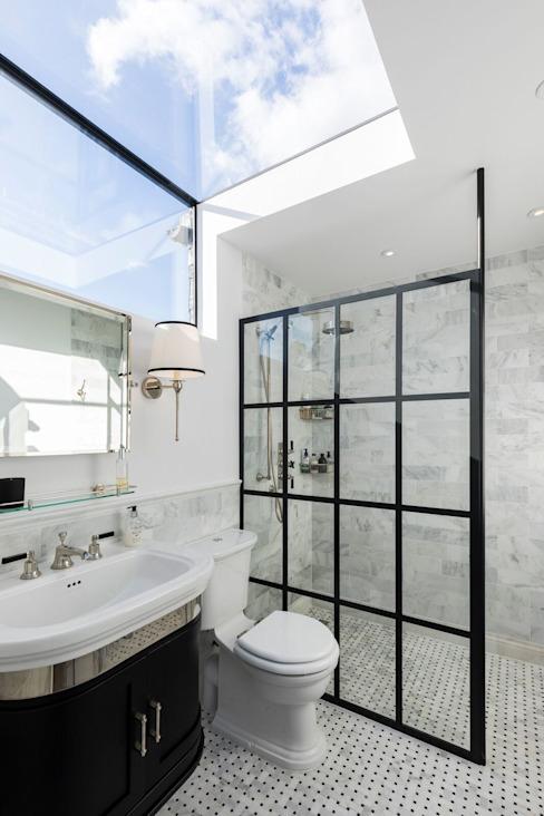 Salle de bains privative Salle de bains moderne par Resi Architects à London Modern
