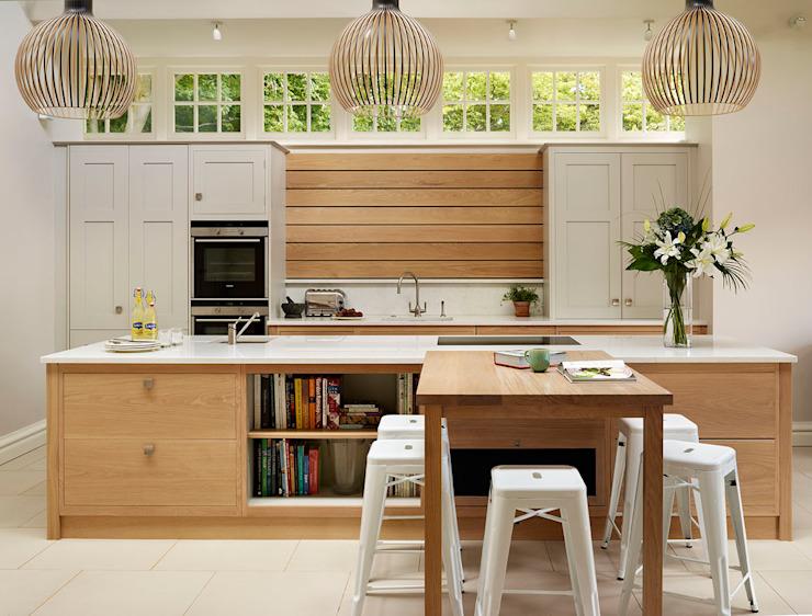 Extension d'une maison d'artisanat Cuisine de style campagnard par Teddy Edwards Country