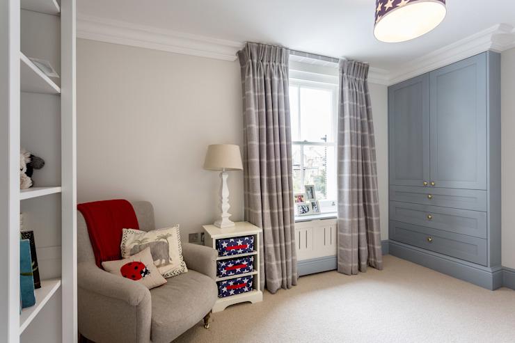 Chambre à coucher Chambre d'enfant moderne par GK Architects Ltd Modern