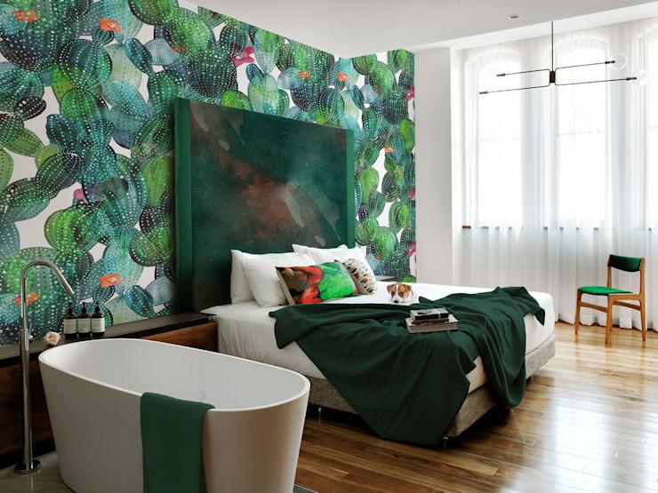 WILD GREEN : moderne par Pixers, Moderne