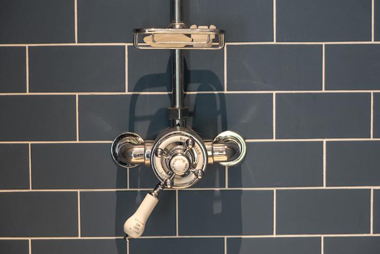 Salle de bain de style classique Muswell Hill par Goldsmith Architects Classic