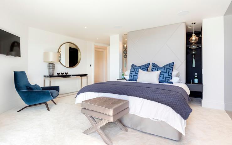 La chambre à coucher homonyme Chambre à coucher de style moderne