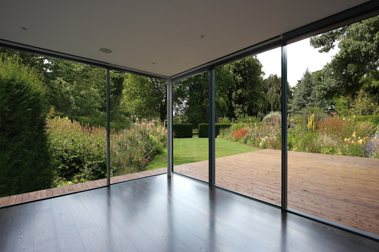 Ashley Road Salon moderne par IQ Glass UK Modern