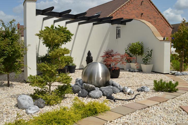 Jardin de style japonais Jardin de style asiatique par Unique Landscapes Asian