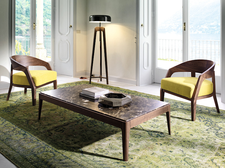 Ziggy Porada : moderne par IQ Furniture, effet bois moderne