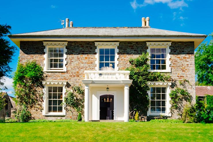 Les maisons de style Downes Country par pays d'origine