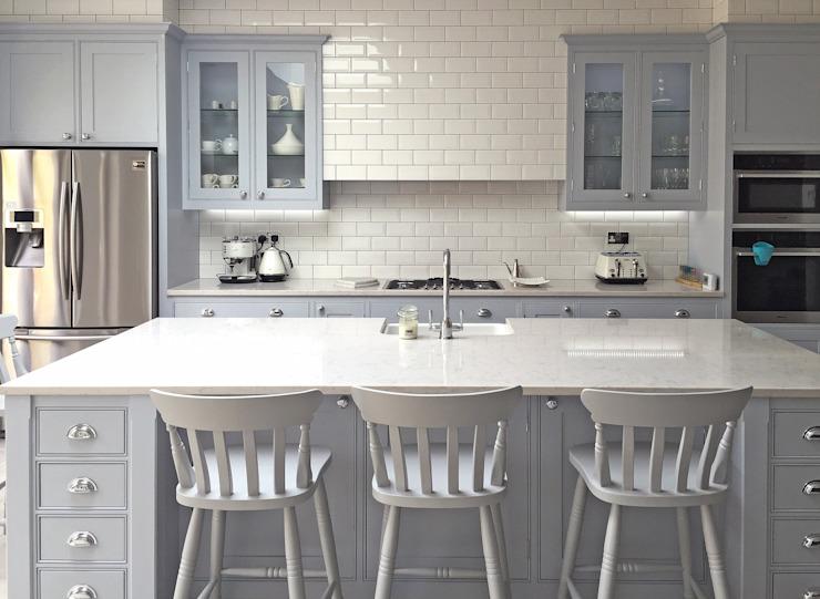 Notre cuisine de gamme classique dans une cuisine de style classique Richmond Home par Simon Benjamin Furniture Classic