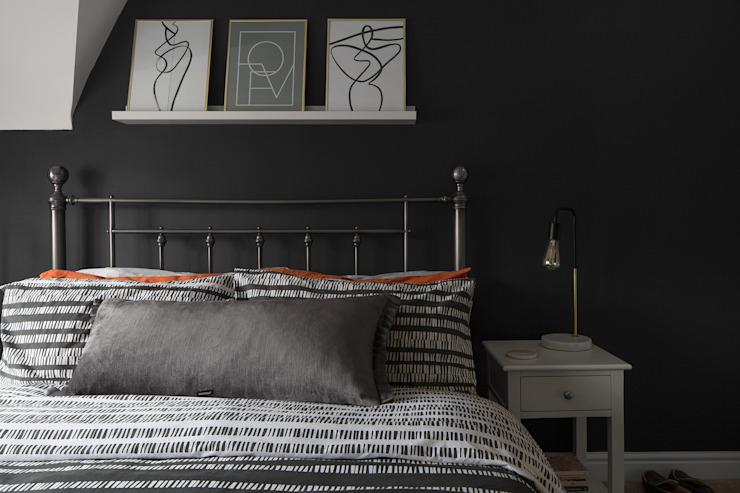Chambre à coucher Chambre à coucher de style moderne par Jamie Knop Modern