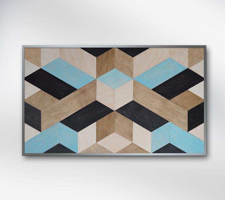 minimaliste par WOODLOVE, Minimaliste effet bois