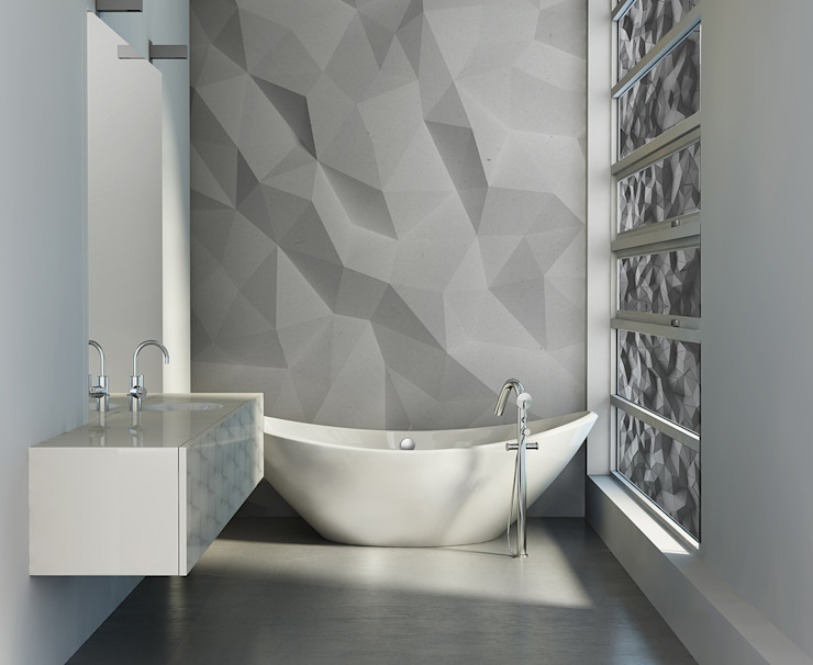 La salle de bain Smart Froms Minimaliste par Pixers Minimaliste