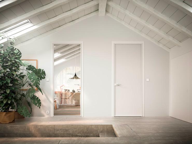 Porte coulissante ADL Mitika : moderne par IQ Furniture, Modern