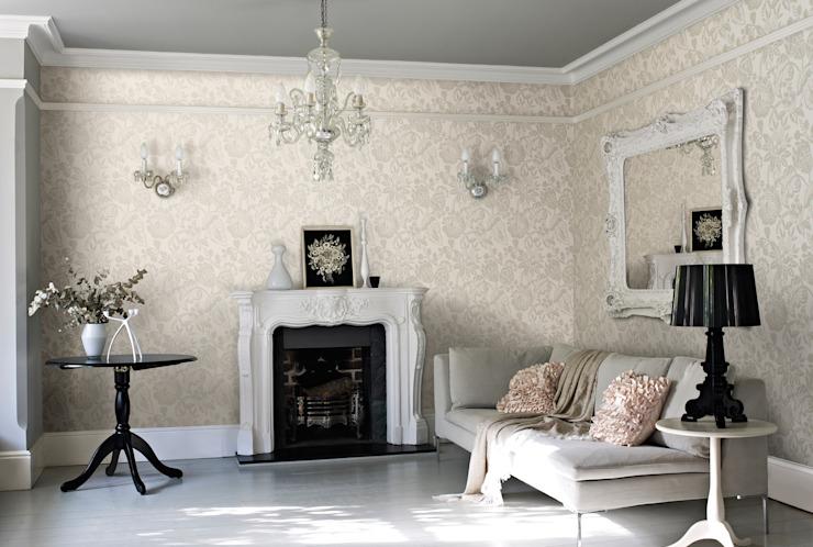 Sabi Salon de style éclectique par Prestigious Textiles Eclectic