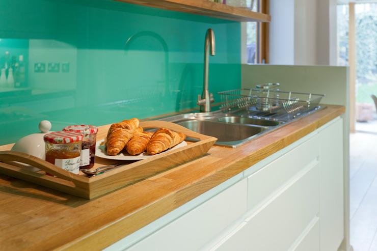 Rénovation de la cuisine à South Bristol Cuisine moderne par Dittrich Hudson Vasetti Architects Modern