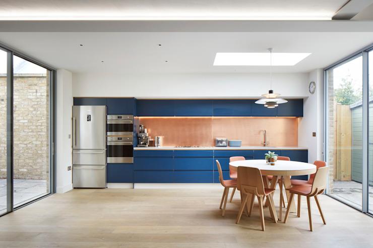 Cuisine/salle à manger Cuisine moderne par Phillips Tracey Architects Modern
