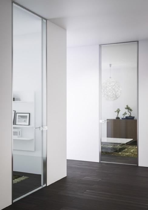 Gamme ADL Internal Filomuro de IQ Furniture Modern Glass