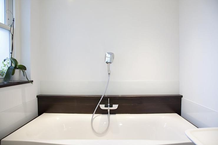 Historic House, Notting Hill, Londres Salle de bain de style classique par 4D Studio Architects and Interior Designers Classic