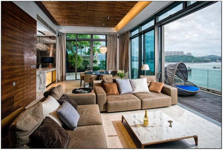 Sea Casa Salon moderne par Another Design International Modern