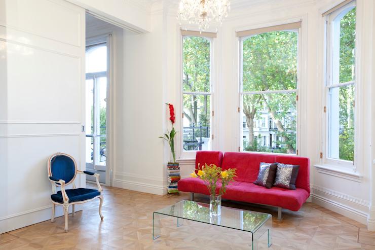 Kensington Gardens W2 : Maisons de style classique contemporain par Increation Classic
