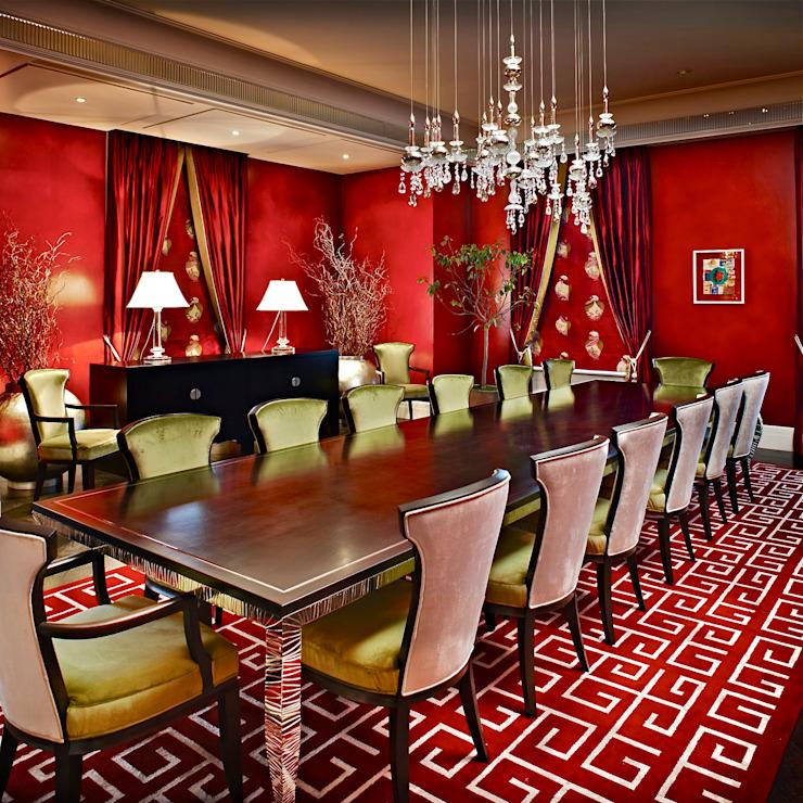 Salle à manger de style classique par Fisher ID Classic