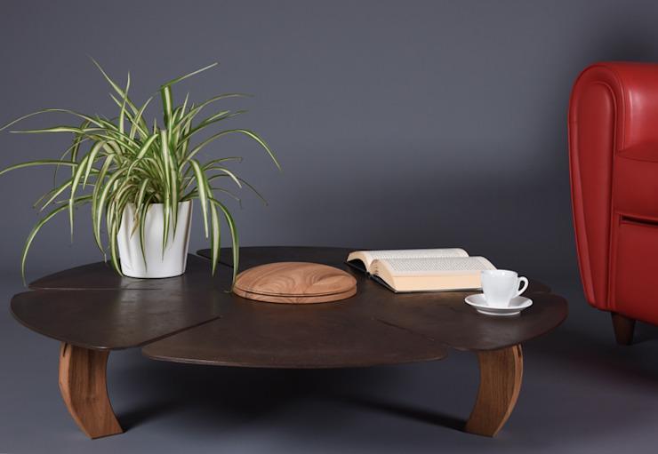 moderne par Ebanisteria Cavallaro, Fer/Acier moderne