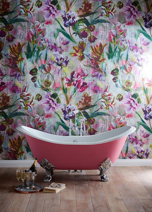 Bain en fonte d'Essex Salle de bains de style classique par Heritage Bathrooms Classic