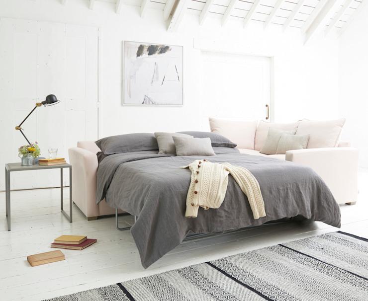 Canapé-lit d'angle Pavilion : modern by Loaf, Modern