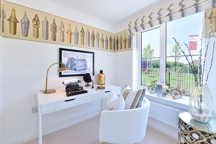 Étude/bureau de style classique par Graham D Holland Classic