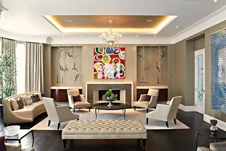 Réception officielle Salon de style classique par Fisher ID Classic