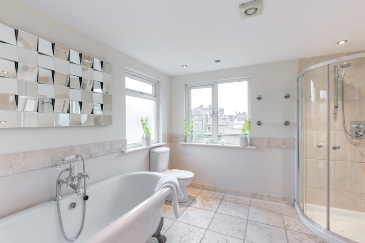 Salle de bain Minimaliste salle de bain par In:Style Direct Minimaliste