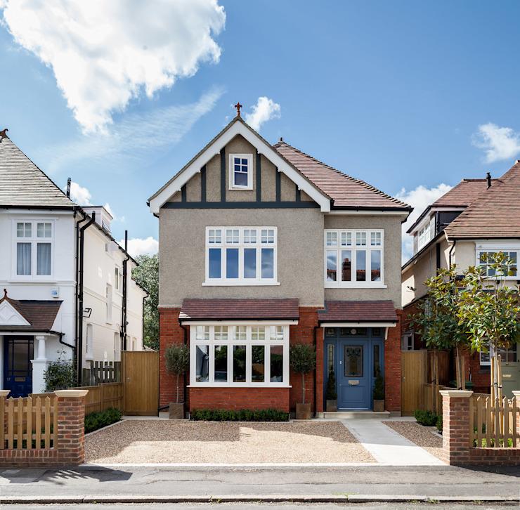 Ashley Road Maisons modernes par Concept Eight Architects Modern