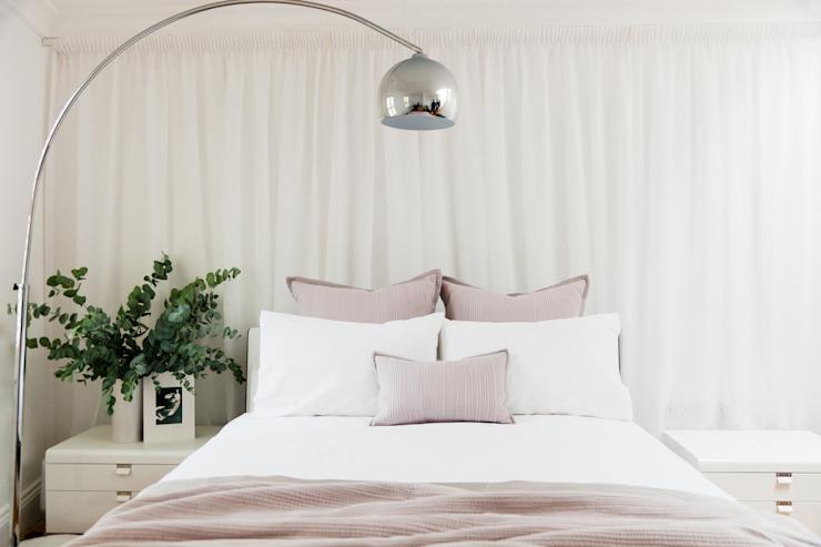Cloudsley Road Chambre à coucher de style moderne par 2 charmants gays Moderne