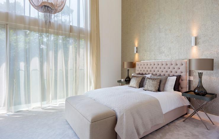 Park Show Home Chambre à coucher de style moderne par WN Interiors Modern