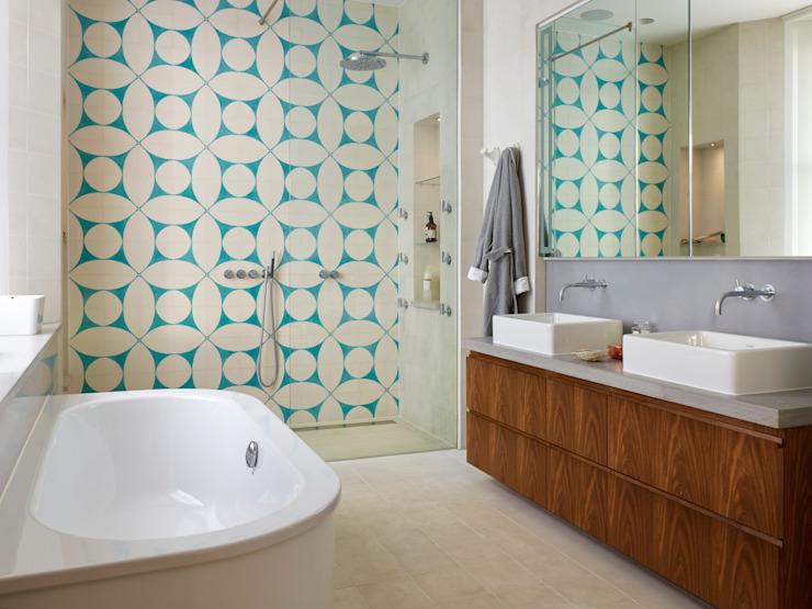Aberdeen Park Salle de bains moderne par ReDesign London Ltd Modern