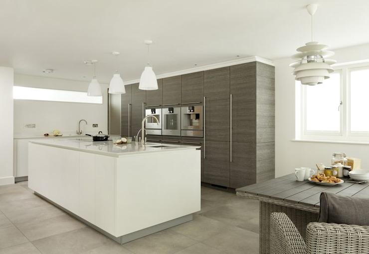 Cuisines Cuisine moderne par Halcyon Interiors Modern