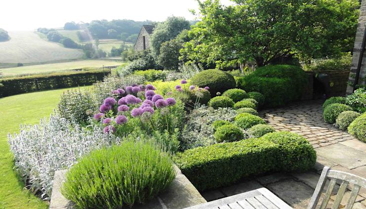 Jardin Holmfirth - Caroline Benedict Smith Garden Design Cheshire Country jardin de Caroline Benedict Smith Garden Design Cheshire Country
