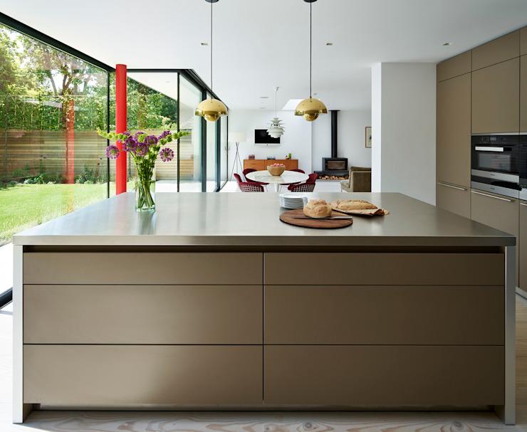Design Cuisine moderne classique par Kitchen Architecture Modern