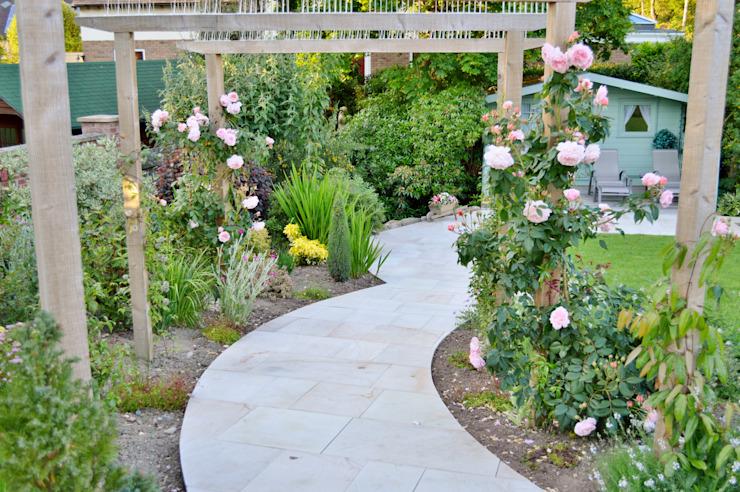 Jardin traditionnel Jardin de style champêtre par Unique Landscapes Country