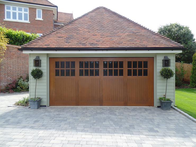 Portes de garage de style classique par Wessex Garage Doors Classic