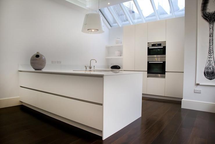 Historic House, Notting Hill, Londres Cuisine de style classique par 4D Studio Architects and Interior Designers Classic