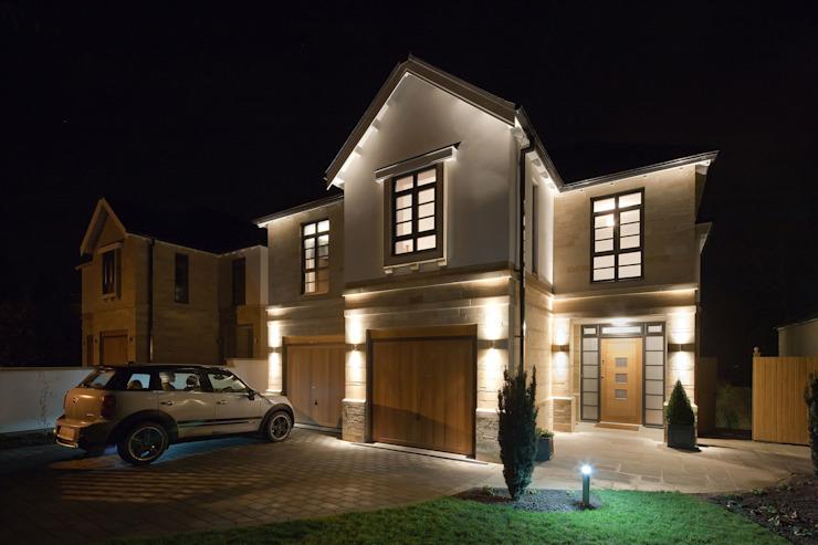 Riggsacre, Corbridge Maisons modernes de MWE Architects Modern