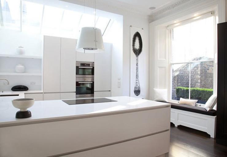 Historic House, Notting Hill, Londres Salle à manger de style classique par 4D Studio Architects and Interior Designers Classic