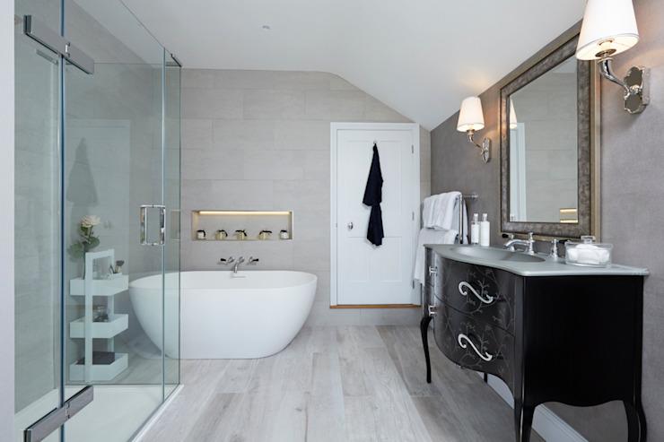 Maison de ville victorienne Salle de bain moderne par Etons of Bath Modern