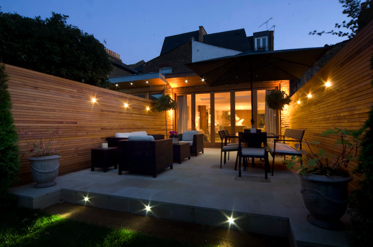 Swaffield Road Jardin moderne par Concept Eight Architects Modern