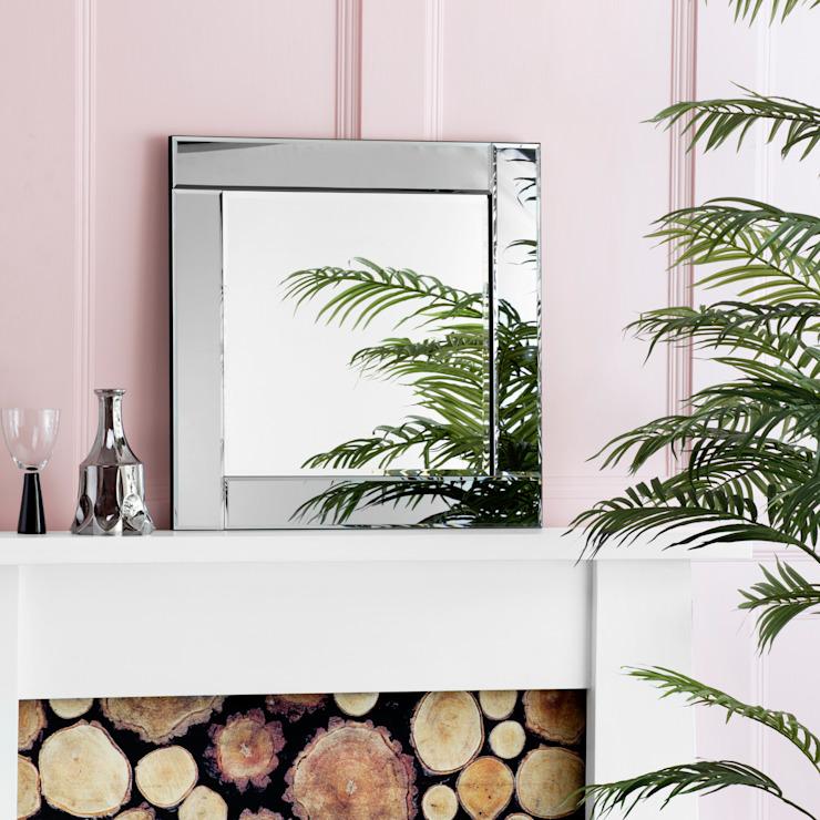 Bar Square Mirror Smoke : moderne par Litecraft , Verre moderne