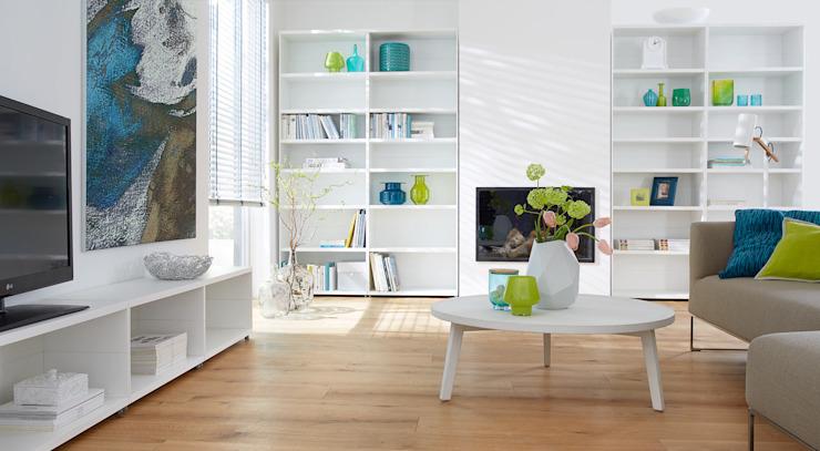 AFFAIRE - Unités de bibliothèque Salon moderne par Regalraum UK Modern